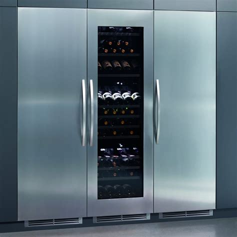 caple wc pack integrated wine cooler fridge
