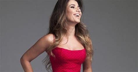 Paula Fernandes Esbanja Sensualidade Em Ensaio Para Revista