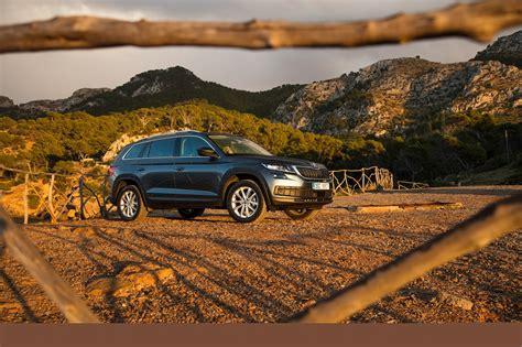 The New Škoda Kodiaq  Auto News Press
