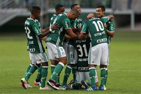 Resumo da semana na Sociedade Esportiva Palmeiras ...