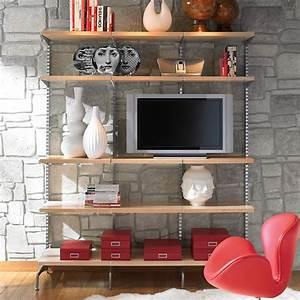 18 best elfa shelving - Living Room images on Pinterest