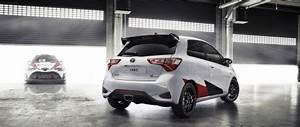 Essai Toyota Yaris : essai toyota yaris grmn 2018 notre avis sur la gti japonaise l 39 argus ~ Medecine-chirurgie-esthetiques.com Avis de Voitures