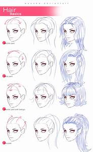 How To Draw Hair 2 by wysoka on DeviantArt