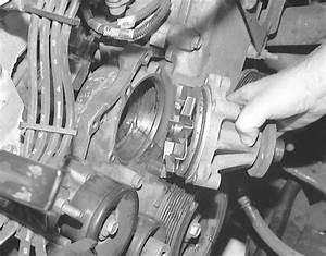 Service Manual  Removing 1998 Mercury Grand Marquis Fan