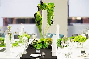 Tischdeko Schwarz Weiß Ideen : gluecksverbreiter hochzeitsblumen mal was anderes ~ Bigdaddyawards.com Haus und Dekorationen