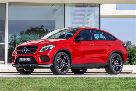 Mercedes Gle Class Picture by Mercedes Gle Class Coupe 2015 Pictures 8 Of 48
