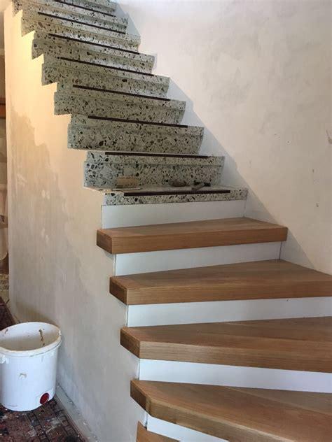 Geflieste Treppe Renovieren by Terrazzo Treppe Renovierung Einrichten Und Wohnen In