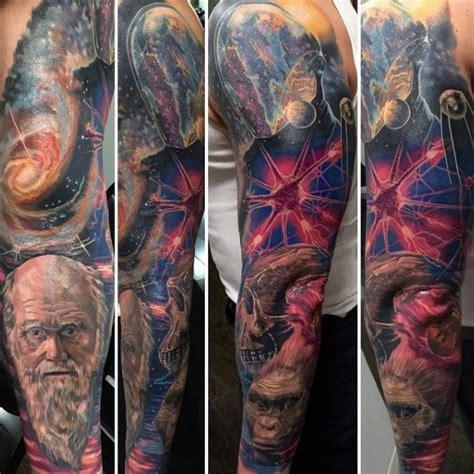 Mandala Tattoo Sleeve Male