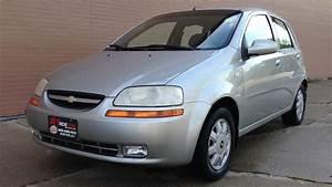 2005 Chevy Aveo Lt  C