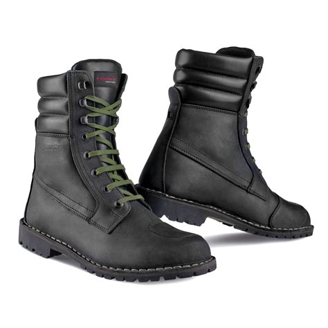 motorbike footwear everyday motorcycle boots comfortable commuter