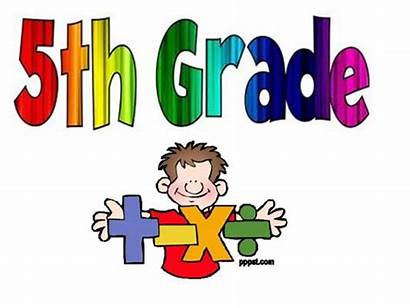 Grade 5th Clip Clipart Fifth Cliparts Student
