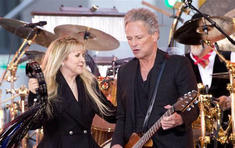 Fleetwood Mac Reportedly Fire Lindsey Buckingham And