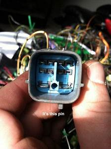 Obd2b Distributor Plug Wire - Honda-tech
