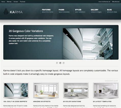 25 web design firm ideas on web 25 best corporate website design exles for your inspiration Best