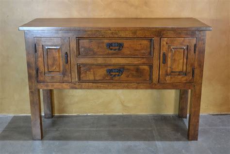 southwest console table demejico