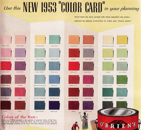 mid century modern colour palette mid century modern colors revisited