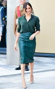 Au vert from Les meilleurs looks de Meghan Markle | E ...