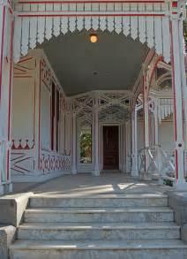 Queen Anne Cottage Porches