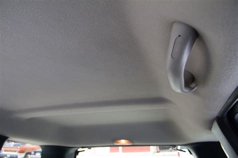 How To Fix Car Ceiling Upholstery by How To Clean A Car Ceiling 8 Steps With Pictures Wikihow