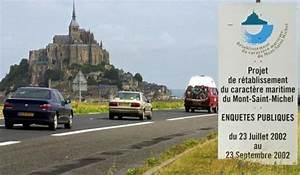 Navette Mont Saint Michel : hippo ou automobile pr sentation des futures navettes du mont saint michel le point ~ Maxctalentgroup.com Avis de Voitures