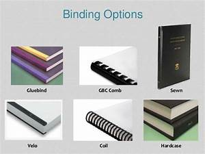 princeton printer thesis binding instructions With binding options for large documents