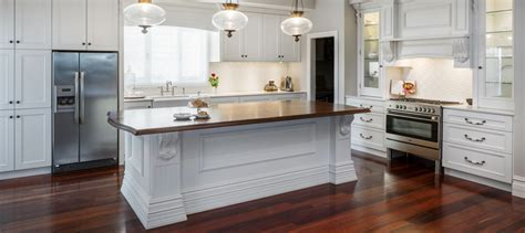 Hamptons   D & F Cabinets And Kitchens