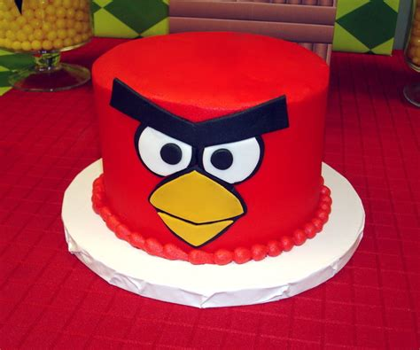 angry birds  naughty piggy cake ideas  inspiration