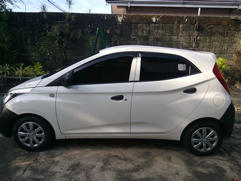 hyundai eon  car  sale central luzon
