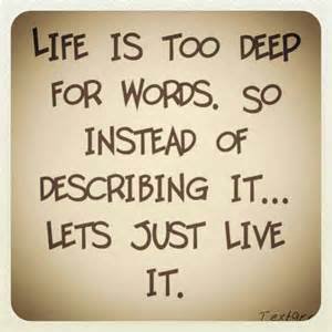 Quotes About Living Life to Fullest