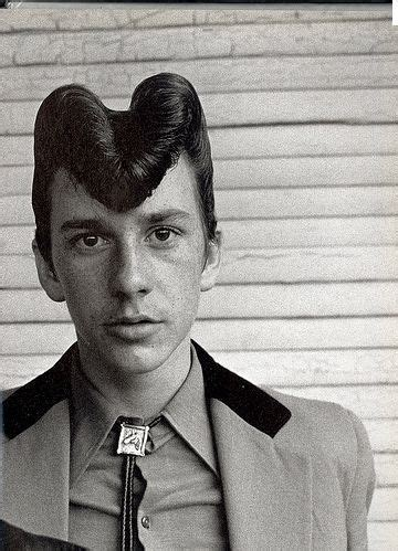 Teddy Boy Hairstyles by 48 Best Images About 1950s Teddy Boys On