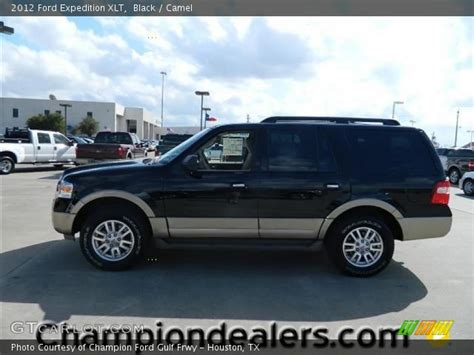 2012 Ford Expedition Xlt by Black 2012 Ford Expedition Xlt Camel Interior