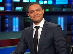 Trevor Noah's 'Daily Show' Start Date Sept 28