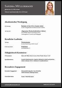 Wie Schreibt Man Engagement : das perfekte layout des lebenslaufes cvcorrect blog ~ Yasmunasinghe.com Haus und Dekorationen