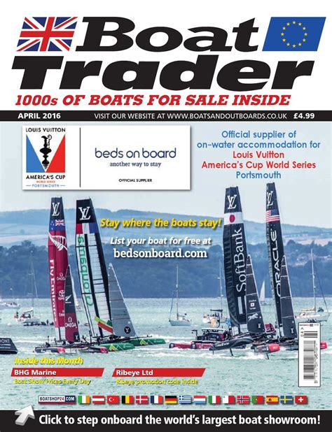 Boat Trader Promotional Code by Boat Trader April 2016 By Friday Media Issuu