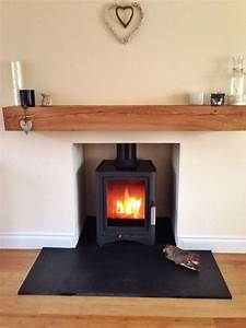 What, Do, You, Think, Of, My, Wood, Burning, Stove, And, Mantelpiece