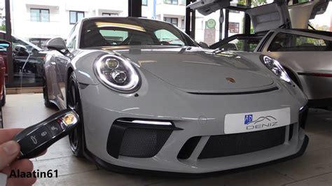 Porsche 911 Gt3 Clubsport Auktion by Inside The New Porsche 911 Gt3 Clubsport 2018 Sound In