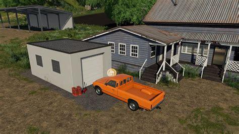Garage Anbieten by Garage Mit Workshoptrigger V1 0 0 0 Fs19 Landwirtschafts