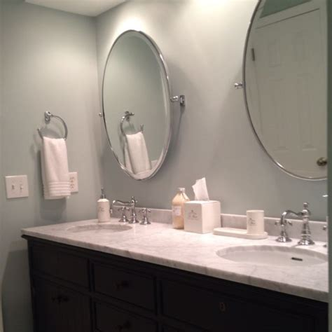 Modern Oval Bathroom Mirrors by Vanity Faucets Oval Pivot Mirrors And Bath