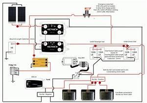 Nasa Battery Monitor Wiring Diagram