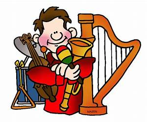 Musicians - Clipart for Kids and Teachers