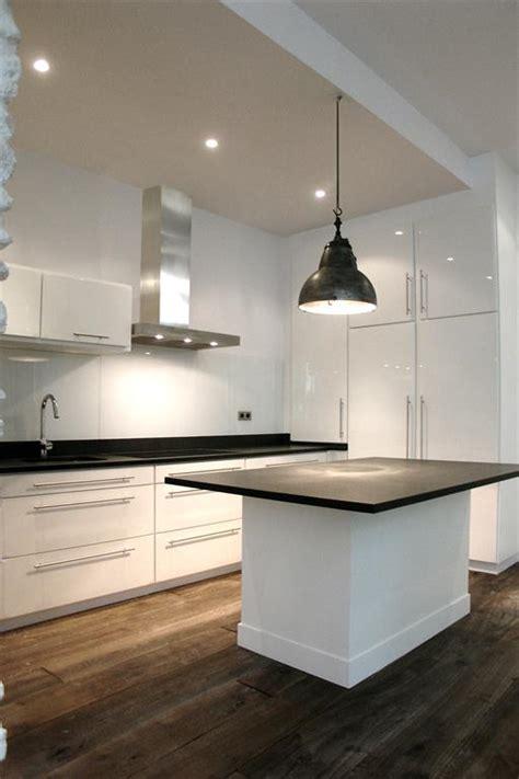 cuisine ouverte ilot cuisine ouverte avec îlot central 2design architecture