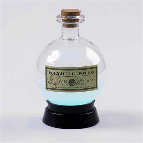 harry potter zaubertrank lampe polyjuice potion