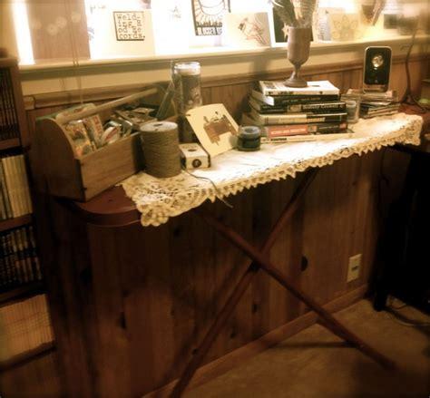 standalone ironing board re purposing an ironing board home 2477
