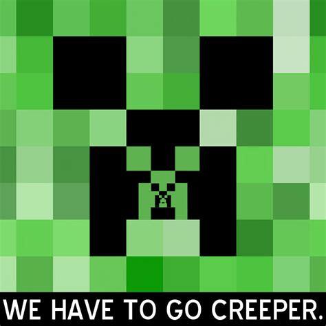 image  minecraft creeper   meme