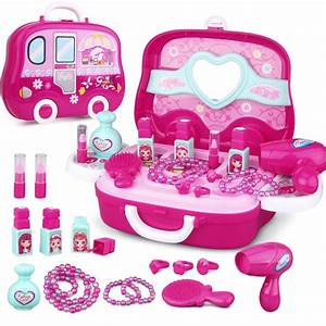 Kids Makeup Kit Pretend Play Toy - Life Changing Products