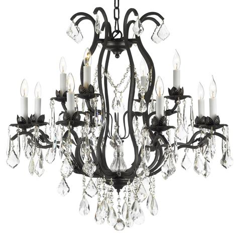 and iron chandeliers versailles 12 light wrought iron and chandelier