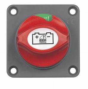 Bep Marine Switch Battery On  Off 275a