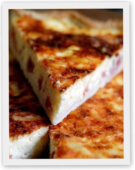 cuisine lorraine recette la quiche lorraine le plat phare typique de la cuisine