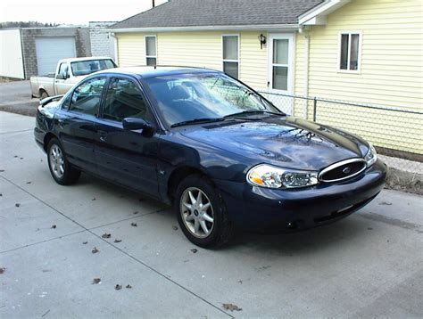 Image Gallery 2000 Ford Contour