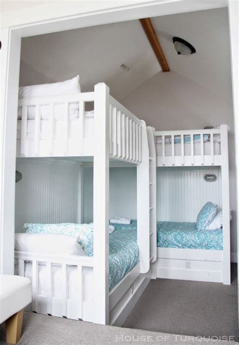 built in beds for small spaces built in bunk beds for small spaces my blog